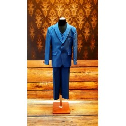 3 Pieces Blue Communion/Special Occasions Suit Style AK11