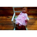 3 psc Baby Girl Outfit style 64JTC-819pink