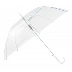 Transparent Large Umbrella/Parasol with White Handel style Ice