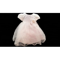 Lovely Ivory Christening/Special Occasion Dress by Sevva style Willow