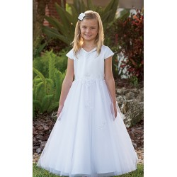 Lovely Communion Dress by Sarah Louise style 090012