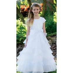 Beautiful Communion Dress by Sarah Louise style 090049
