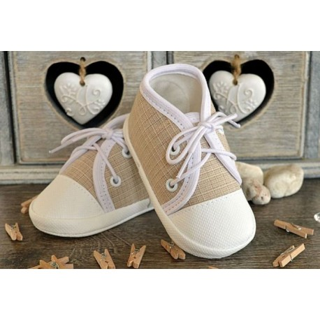 Baby Boys Beige Shoes For Every Occasion