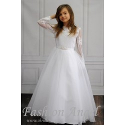 Handmade First Holy Communion Dress Style DARCY