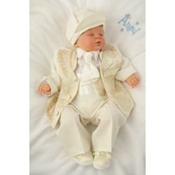 Boys Christening Outfit Patrick Ivory