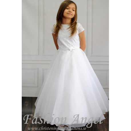 Beautful Handmade First Holy Communion Dress Style LOLA