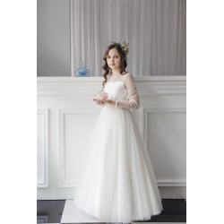Lovely First Holy Communion Dress Style CHLOE