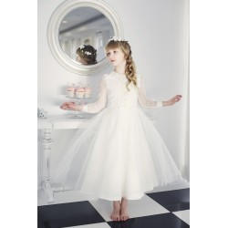 Gorgeous First Holy Communion Dress Style VIVIAN