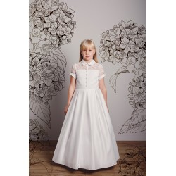 Stylish First Holy Communion Dress Style MONICA