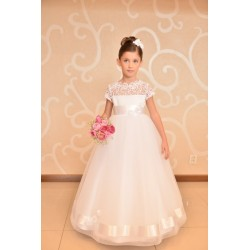 Amazing Handmade Communion Dress style J1