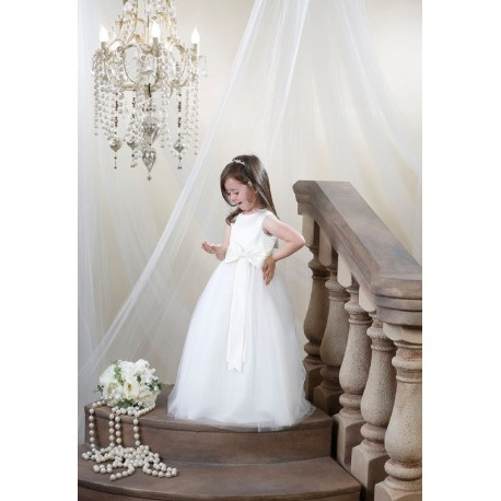 Ivory Flower Girls/Special Occasions Dress Style FG007