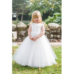 Ivory Flower Girls/Special Occasions Dress Style 50801