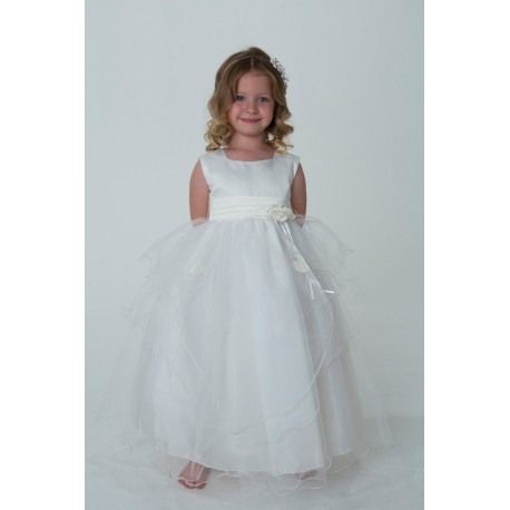 Ivory Flower Girls/Special Occasions Dress Style 70000