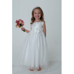 Ivory Flower Girls/Special Occasions Dress Style 70706