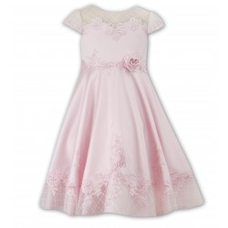 Sarah Louise Pink Flower Girls/Special Occasions Dress Style 070120