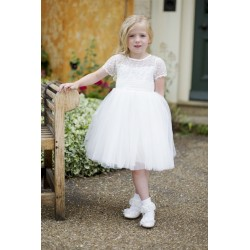 Flower Girl / Special Occasion Ivory Dress Style 3002