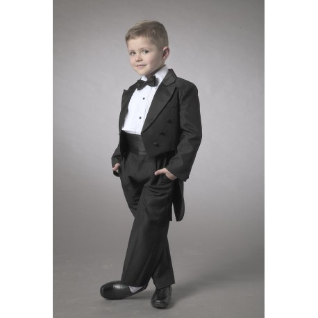 5-Piece Special Occasion Tuxedo Tail Suit Style TUX