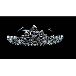 First Holy Communion Silver Tiara Style 5199