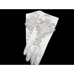 First Holy Communion Gloves Style 747