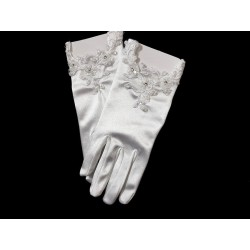 First Holy Communion Gloves Style 752