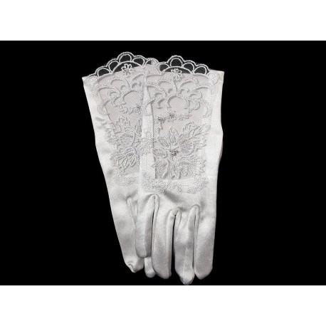 First Holy Communion Gloves Style 786
