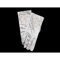 First Holy Communion Gloves Style 751
