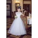 Beautiful Handmade First Holy Communion Dress Style B06