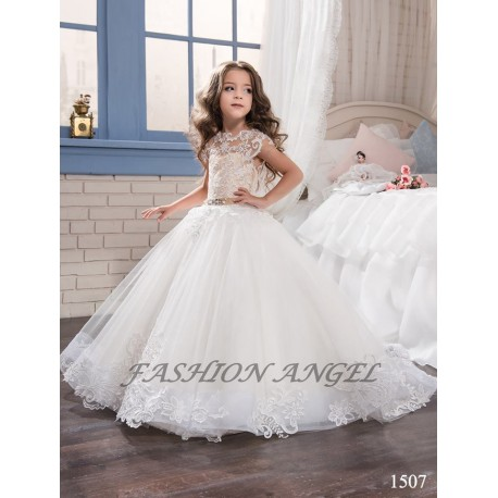 First Holy Communion Dress Style 16-1507