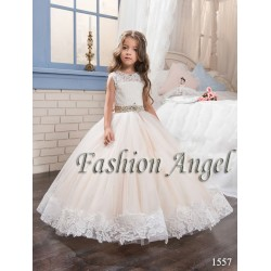 Amazing First Holy Communion Dress Style 16-1557