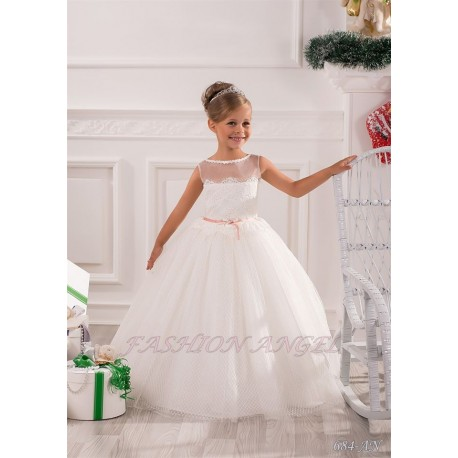 First Holy Communion Dress Style 14-684