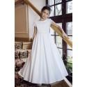 Elegant Handmade First Holy Communion Dress Style B02