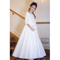 Beautiful Handmade First Holy Communion Dress Style B03