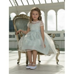 Paisley of London Mint Flower Girl/Special Occasion Dress Style ANNA MINT