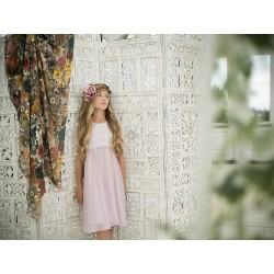 Occasion dress Tilly Pink
