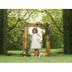 Paisley of London Ivory Confirmation/Special Occasion Dress Style OLIVIA
