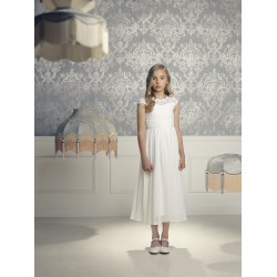 Paisley of London Ivory Confirmation/Special Occasion Dress Style VICTORIA
