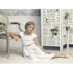 occasion dress Violet Ivory