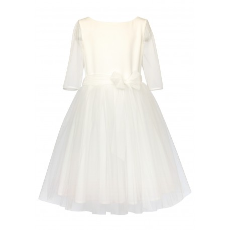 Ivory Elegant Confirmation Dress 12/SM/18