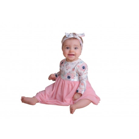 Beautiful Baby Girls Special Occasion Dress Style NELA BIS