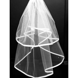 First Holy Communion Veil Style CV134NOX