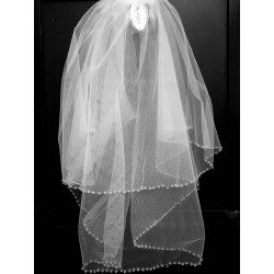First Holy Communion Veil Style CV151