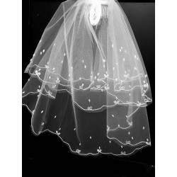 First Holy Communion Veil Style CV156