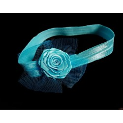 Turquoise Special Occasion Headband Style 180