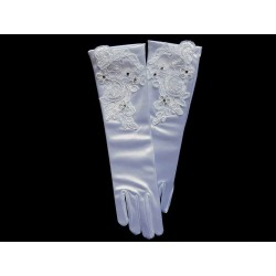 First Holy Communion Long Gloves Style 784