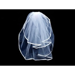 White Holy Communion Veil Style 2087