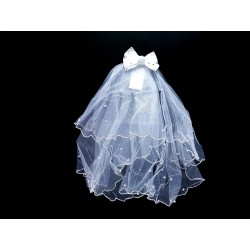 Little People First Holy Communion Veil Style 2088