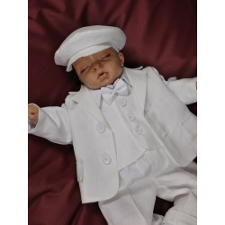 Christening Linen Suit Albert FN/4