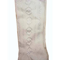Ivory/Cream Christening/Special Occasions Tights Style Phillipa