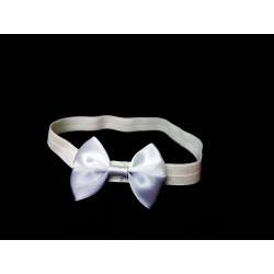Handmade Ivory/White/Gray Special Occasion Headband Style HEADBAND 09