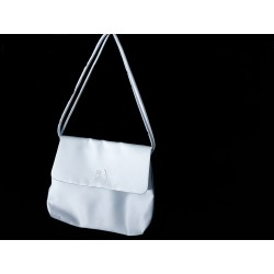 White Handmade First Holy Communion Handbag Style EMI 22